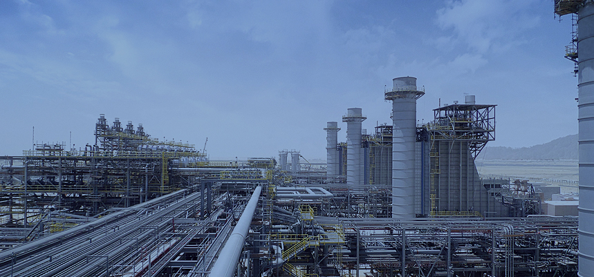 Saudi Aramco Wasit Cogeneration & Steam Generation Project