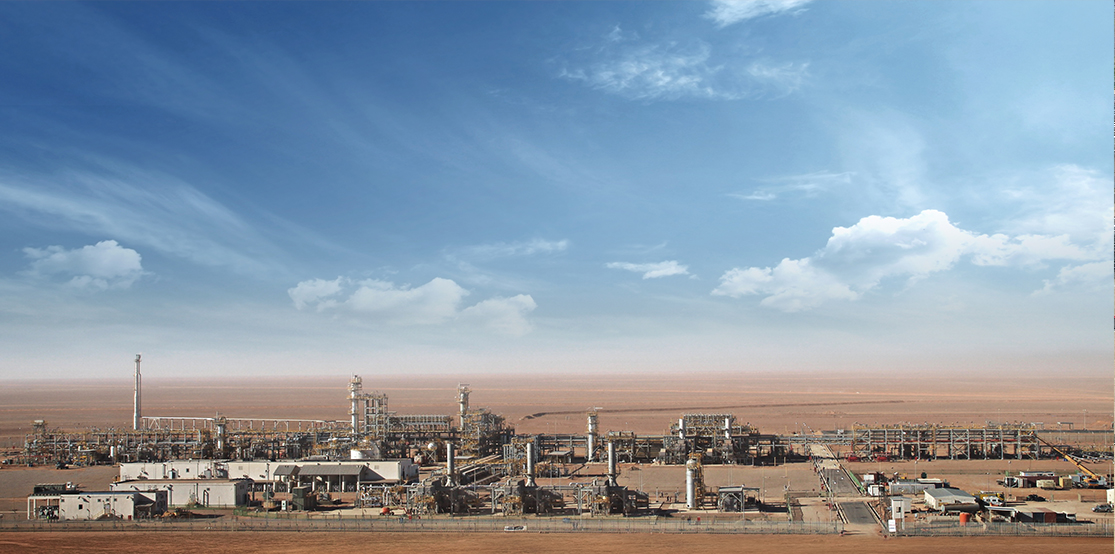 TIMIMOUN Gas Field Development GOSP Project